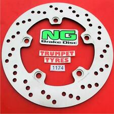 Suzuki 1250 Gsf Bandit S N Abs 06 - 16 Ng Rear Brake Disc Quality Upgrade 1174