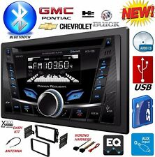 2006-2015 CHEVROLET CHEVY GMC SILVERADO SIERRA SAVANA Cd Usb Bluetooth Stereo