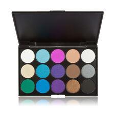 15 color mate Shimmer Eyeshadow Crema Sombra de ojos paleta de maquillaje