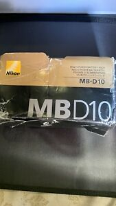 Nikon MB-D10 Multi-Power Battery Pack - boxed, very good