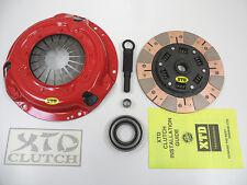 XTD STAGE 3 DUAL FRICTION CLUTCH KIT FITS SILVIA 180SX S13 RS13 CA18DET 1.8L