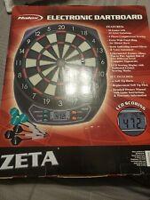Halex Electronic Dart Board. Zeta