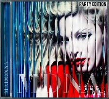 Madonna MDNA Party Edition CD