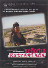 DVD - Senorita Extraviada NEW Un Documental De Lourdes Portillo FAST SHIPPING !