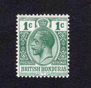 Honduras 1917 stamp SG#101 MH CV=9$