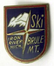 Spilla Ski Iron River Michigan USA Brule Mt.