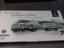 Wiking Werbemodell Herforder Bier 125 Jahre Jubiläum  Büssing 8000 + MAN TGA OVP