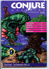 Conjure Magazine Issue #1 Brand New NM Nov/Dec 1994 Game Price Guide H8