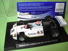 Fly Slot Ref. 062104 BRABHAM BT44B German Gran Prx 1976 New 1/32