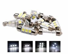 12x White Interior Bulbs Package Kit LED Lights For 2005-2010 Chrysler 300c US