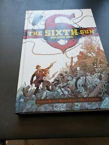 The Sixth Gun Vol 1, HC, Bunn, Hurtt & Crabtree, Oni Press, VGC