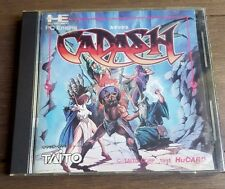 CADASH  - NEC PC ENGINE - JAPAN - EXCELLENT CONDITIONS!