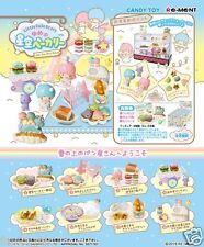 Re-ment Sanrio Miniature Little Twin Stars Bakery Set rement Full set of 8