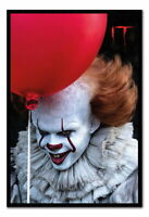 89955 IT Pennywise Balloon Decor LAMINATED POSTER DE