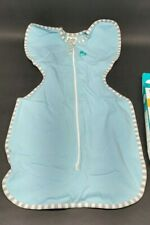 LOVE TO DREAM SWADDLE UP ORIGINAL SMALL 1-3 MONTHS BLUE COLOR