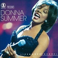 VH1 Presents: Live & More Encore! by Donna Summer CD, Jun-1999, Epic SEALED NEW