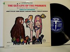 "Shelley Berman's ""The Sex Life of the Primate"" LP w/Stiller, Meara++V-15043,1964"