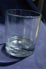 KETEL ONE Vodka Embossed Logo Rocks Tumbler Glass Absolute Stoli Grey Goose