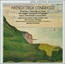 French Oboe Concertos: L'Horloge De Flore / Concerto Da Camera/ Symphonie concer