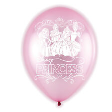 Disney Princess del 27.9cm ballons en latex X 5