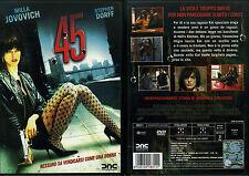 45 - DVD (USATO EX RENTAL) - MILLA JOVOVICH
