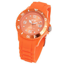 Ice Watch SI.OE.U.S.09 Ice Forever Orange Silicone Unisex Watch