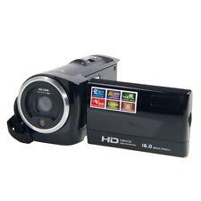 Full HD 720P 16MP Digital Video Camcorder Camera DV DVR 2.7'' TFT LCD 16x ZOOM