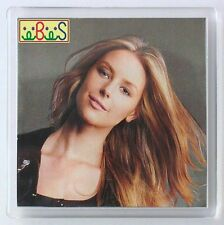 2x Blank Sq Clear Acrylic Coasters 100x100mm Frame & 90x90mm Photo Size G1521