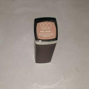 1 tube Maybelline Colorsensational Lipstick 920 NUDE LUST unsealed