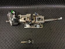 2010 HONDA ACCORD 2.2 i-DTEC 4DR STEERING COLUMN WITH KEY & BARREL