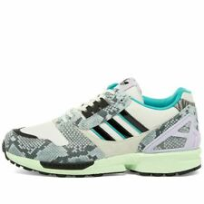 """New ADIDAS ZX 8000 """"Lethal Nights"""" Snakeskin, 3M Reflective (FW2152)"""