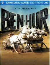 Ben Hur [New Blu-ray] Special Edition, 2 Pack, Diamond Luxe Packaging