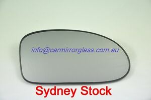 RIGHT DRIVER SIDE FORD FOCUS 9/2002 - 5/2005 MIRROR GLASS WITH BACK PLATE