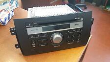 AUTORADIO RADIO CD MP3 FIAT SEDICI 2WD 4WD 05-14 ORIGINALE FIAT 71747118