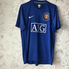 Manchester United England  Third football shirt 2008 - 2009 Nike Soccer Jersey