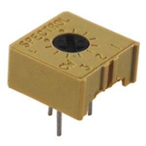 NTE Electronics 500-0076 63P-102 TRIM 1K OHM SING