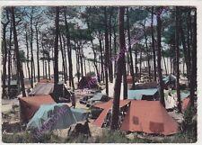 CPSM 34300 LA TAMARISSIERE Camping voitures Edt S.L. ca1956