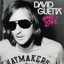 DAVID GUETTA : ONE LOVE / CD (16 TRACKS-EDITION) - TOP-ZUSTAND