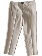 Lafayette 148 Stanton Pants Size 14 Dark Beige Color