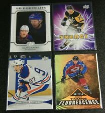2019-20 Upper Deck Hockey Base Insert Parallel Relic Auto | You Pick