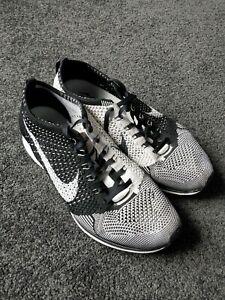 Nike Flyknit Racer OG 2012 Oreo US10