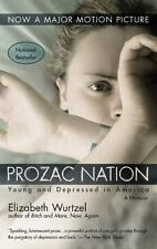 Prozac Nation Wurtzel, Elizabeth Paperback