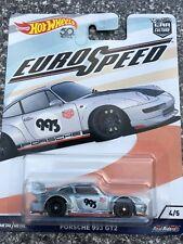 Hot Wheels Porsche 993 GT2 zum 50 TH Real Riders Metal 50.Anniversary Geburtstag