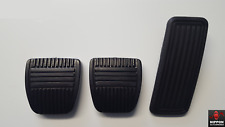 NEW GENUINE TOYOTA SUPRA JZA80 ACCELERATOR BRAKE CLUTCH PEDAL COVER SET 93-02