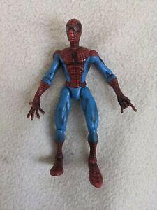 """Marvel Toybiz Spider-Sense Spider-Man 5"""" Action Figure 1999"""