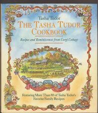 Fine AUTOGRAPHED HC in a DJ First Edition of Tasha Tudor Cookbook with Corgis