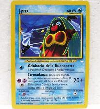 POKEMON NEO REVELATION - JYNX - 31/64 Italiano-MINT/NEAR MINT