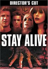 Stay Alive [New DVD] Unrated, Widescreen