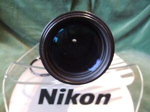 NIKON AI-S 200mm F 4 SUPERB  TELE LENS