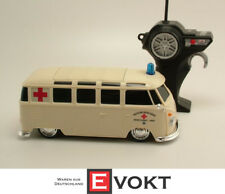 Maisto Tech RC VW Bus Ambulance Van Remote Controlled Bully Red Cross DRK 1:24